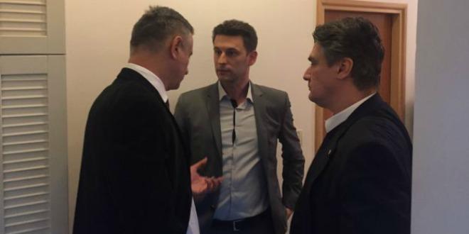 petrov karamarko milanović Facebook Lovrinovic