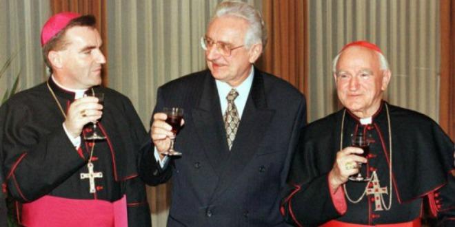 tuđman, kardinali