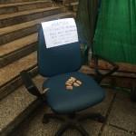 matićeva stolica