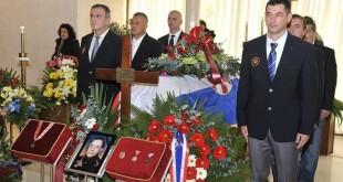 Jelčić, ivo, pogreb