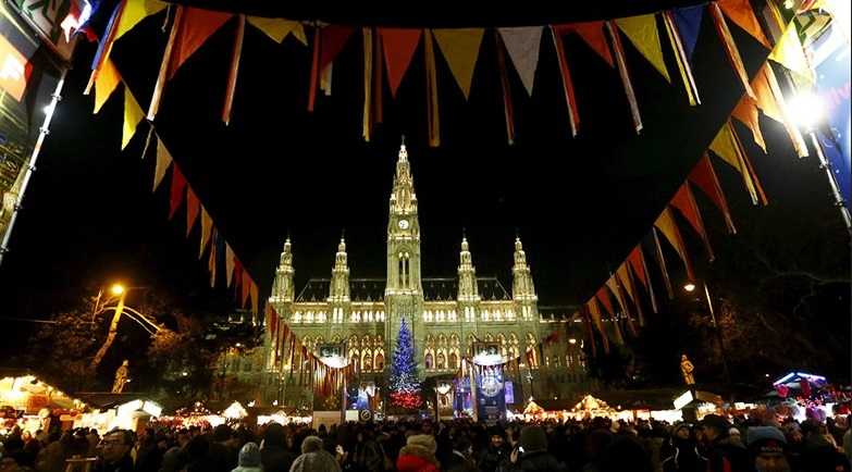 NOVA GODINA Beč