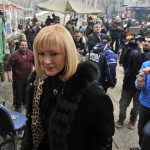 Zagreb, 25.01.2016 - Ministrica Socijalne politike i mladih, Bernardica Juretic, preuzela ministarstvo