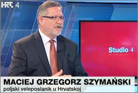 maciek, poljski veleposlanik