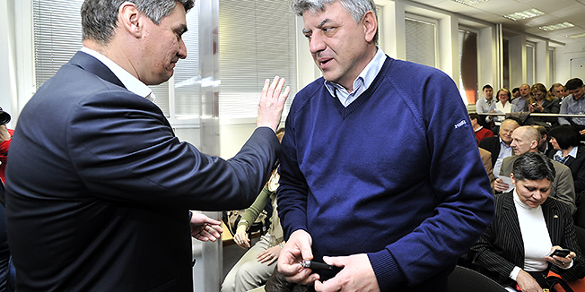 Zagreb, 17.03.2012 - 16. sjednica Glavnog odbora SDP-a