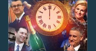 nova godina, poltičari čestitke