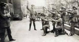 partizani strijeljaju