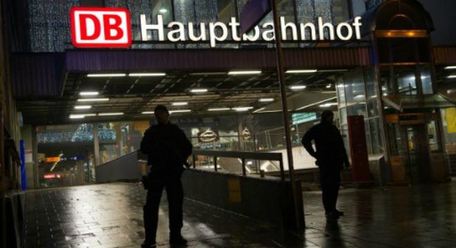 policija, nemačka terorizam kolodvor