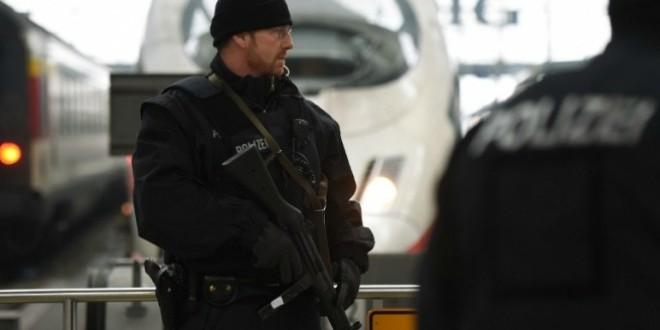 policija, njemačka, terorizam