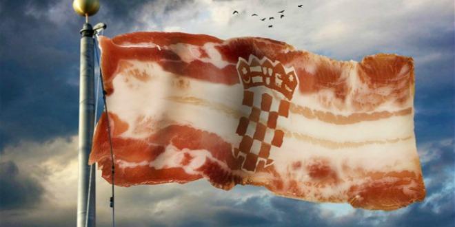 špek zastava