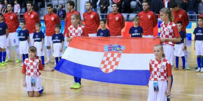 futsal, beograd hrvatska reprezentacija
