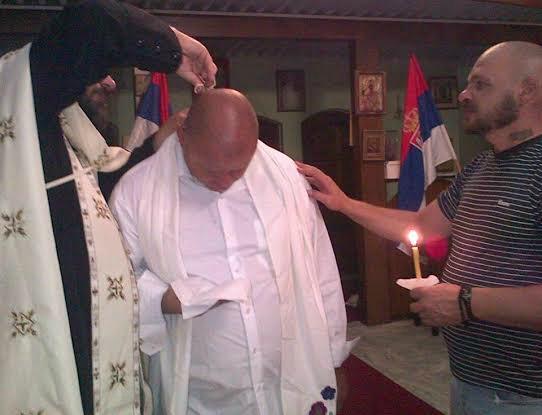 isajlo marković krštenje