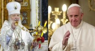 papa franjo patrijarh kiril