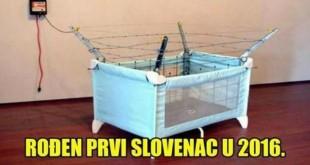 prvi slovenac