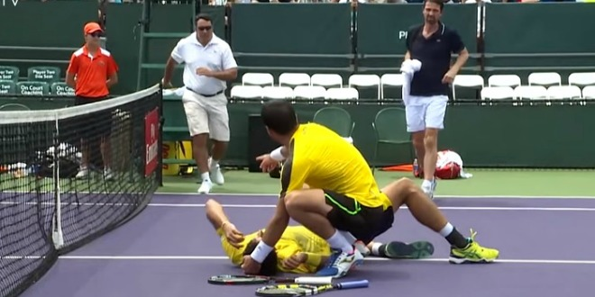 dodig melo knock out