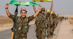kurdi slave, vojska, žena