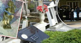 groblje, policija 1