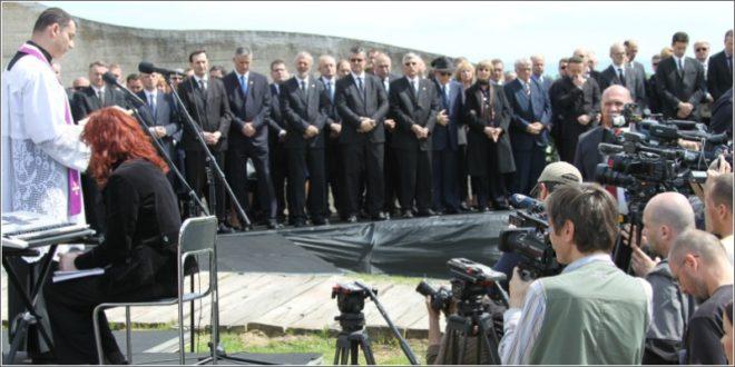 jasenovac, komemoracija, svećenik