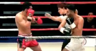 kick boks sutkinja