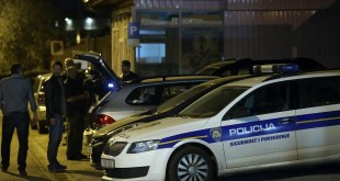 policija uhićenje