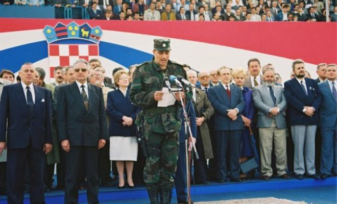 Hrvatska vojaka, kranjčevićeva
