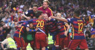 Barcelona slavi kup kralja