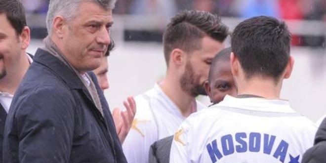 kosovo, nogomet