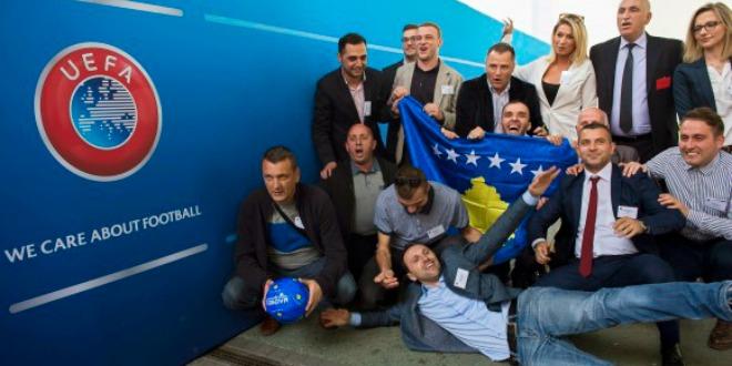 kosovo, uefa