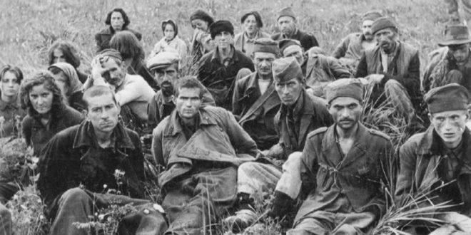 zarobljeni partizani