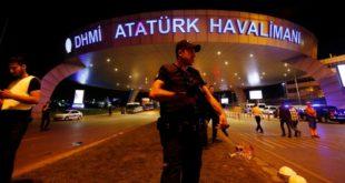 istambul, zračna luka terorizam