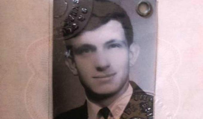 stjepan crnogorac, preslik putovnice