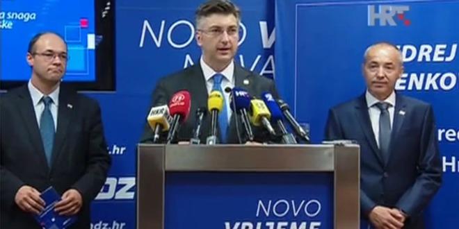 Plenković, program