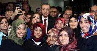 erdogan, žene