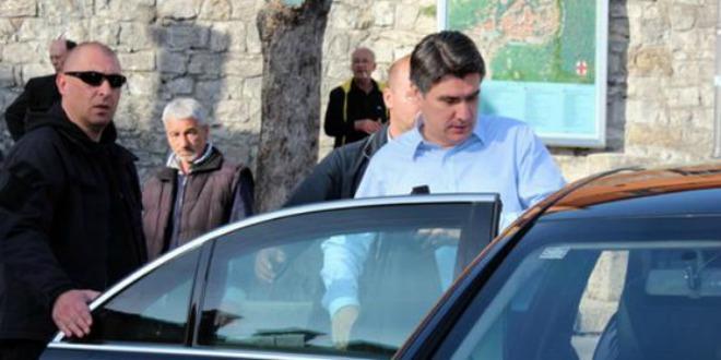milanović zoran, auto