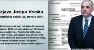 JOSIP VRESK, MITO, HRT