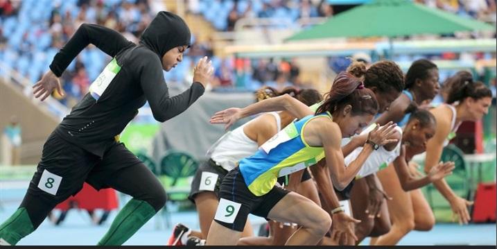 Kariman Abuljadayel, arabija, atletičarka