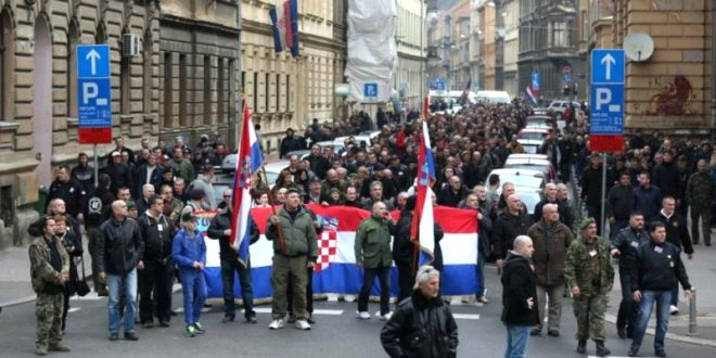 branitelji na Trgu