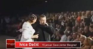 ivica dačić, pjeva čavoglave