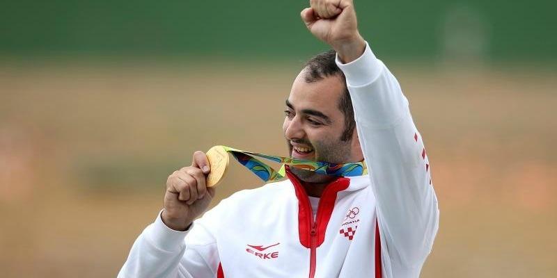 josip glasnović, zlatna medalja
