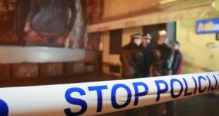 policija, kafić
