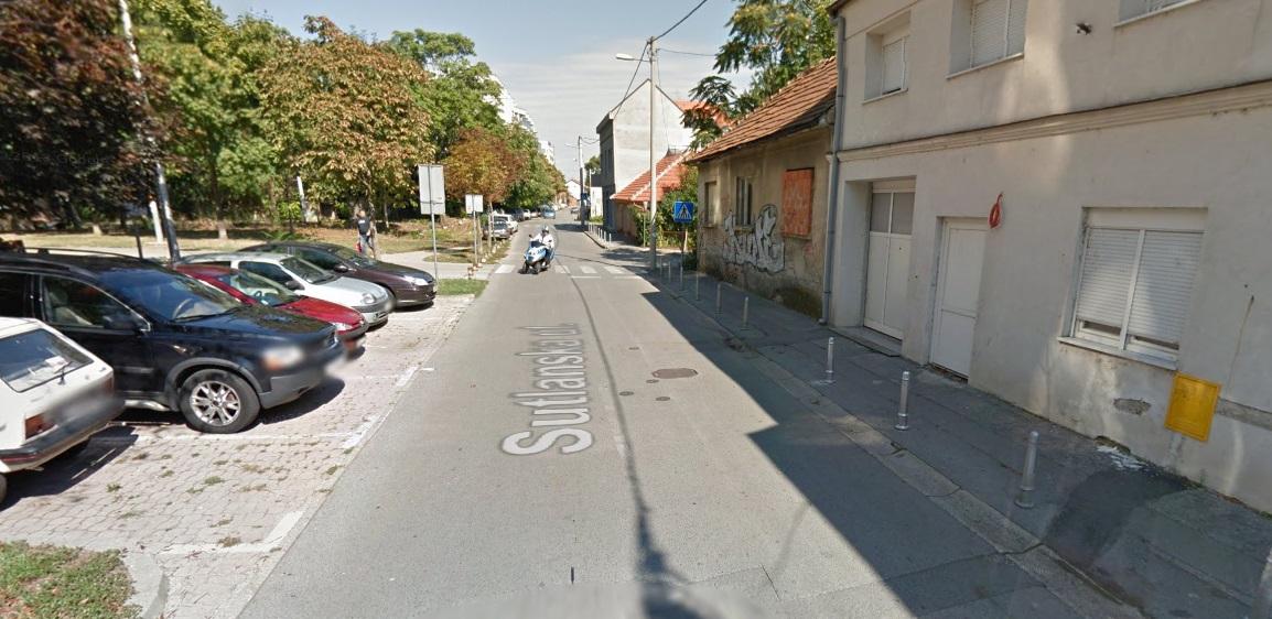 sutlanska ulica zagreb