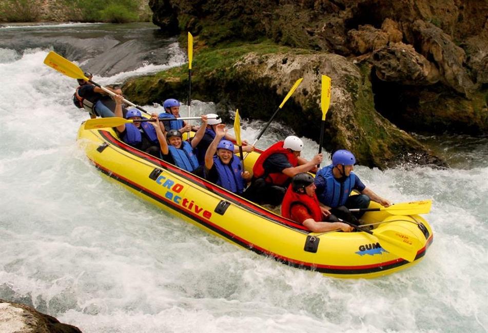zrmanja rafting, kolinda 2006. xxx yy