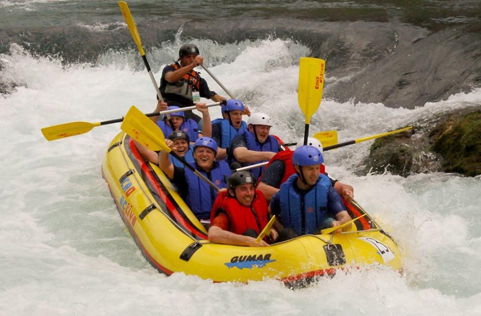 zrmanja rafting, kolinda 2006. xxx