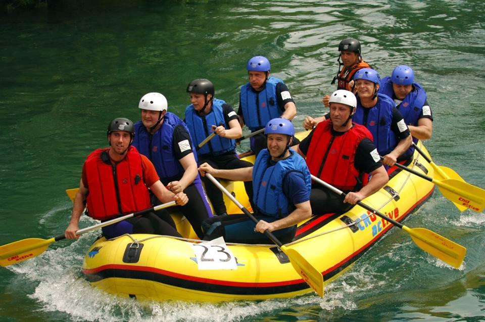 zrmanja rafting, kolinda 2006.