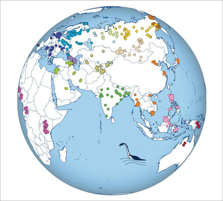 geografska-distribucija