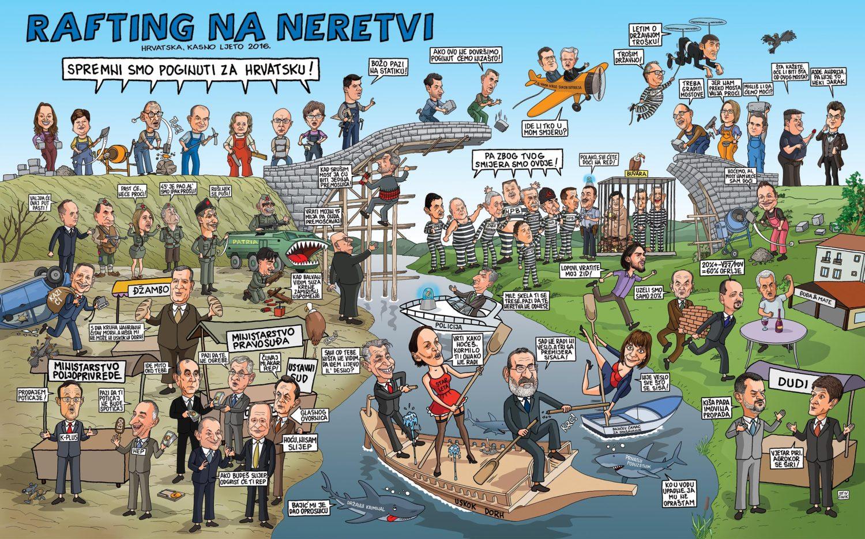Rafting na Neretvi-2