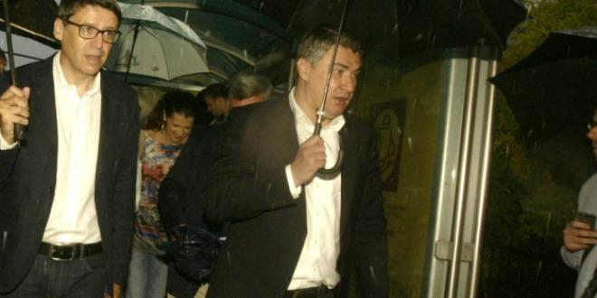 Zoran Milanović, Jovanović