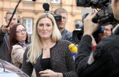 Image result for janica kostelić torcida