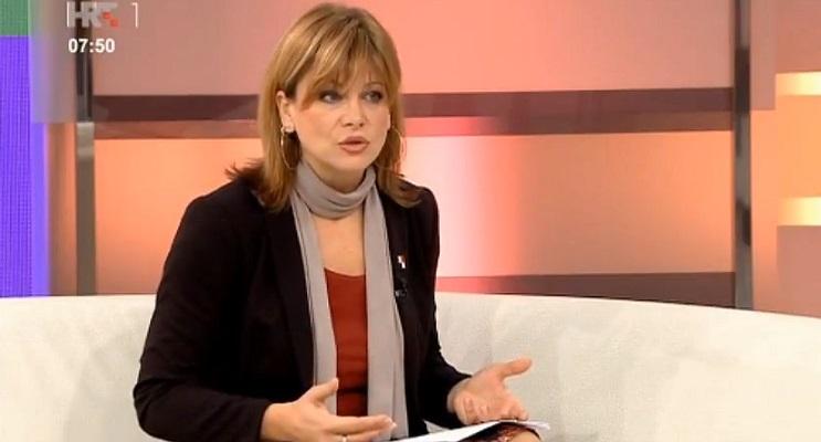 KAROLINA V. KRIŠTO: Na 1 euro za Hrvate u Srbiji, Hrvatska daje 37 eura za Srbe u RH