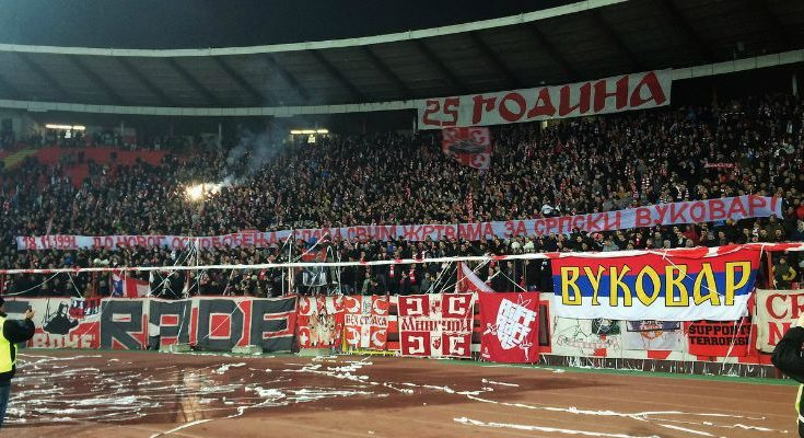Image result for zvezda za srpski vukovar