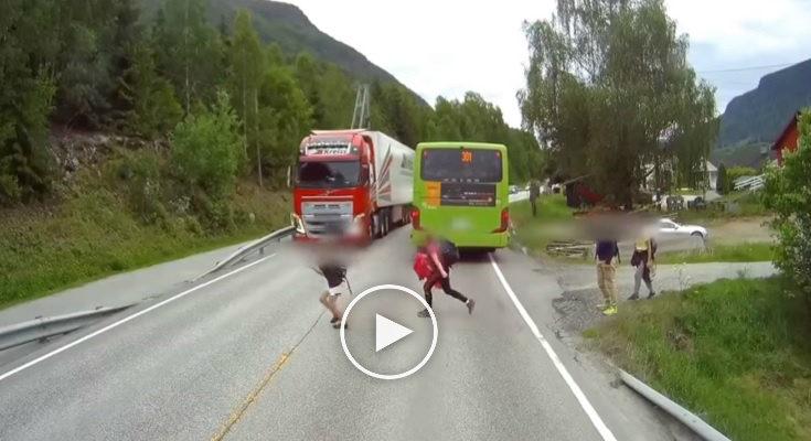 Video snimci vozača kamiona